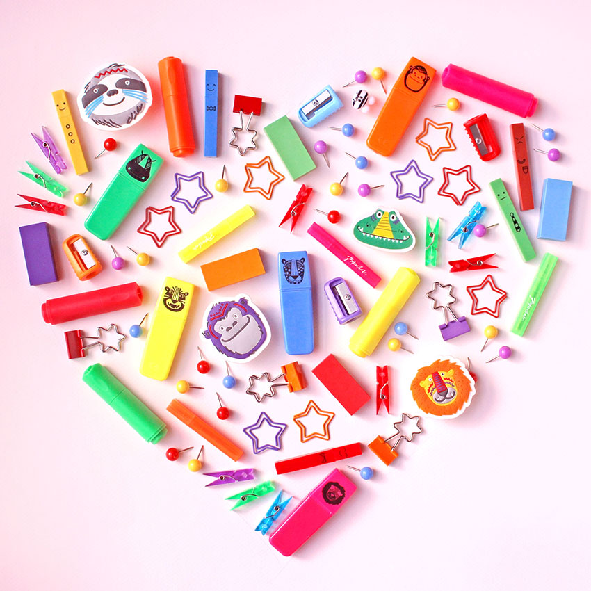 Stationery-Heart-Lighter