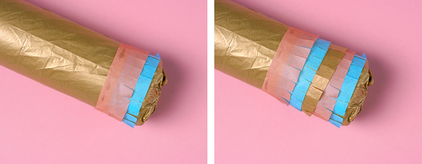 how-to-wrap-a-bottle-pinata-style-step-6